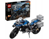 Cdiscount: Moto LEGO Technic BMW R 1200 GS Adventure 42063 à 35,81€