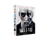 Amazon: BluRay - Saw: L'intégrale 8 Films - Saw I-VIII, à 54,99€ au lieu de 60,19€