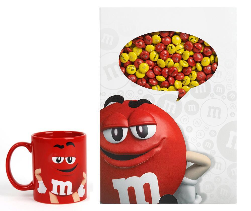 Code promo My M&M's : Des coffrets Clin d'Oeil + 1 Mug Rouge à gagner
