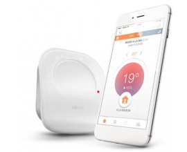 Leroy Merlin: Thermostat connecté intelligent sans fil SOMFY à 149€