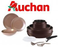Auchan: 10% de remise supplémentaire sur une sélection d'articles cuisine et arts de la table