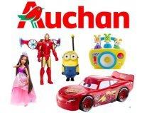 Auchan: Déstockage Jouets jusqu'à -60% + code -10% supplémentaires