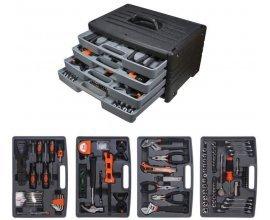 Cdiscount: Mallette à outils MANUPRO de 199 accessoires à 39,99€