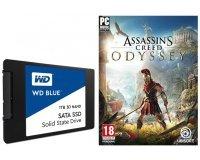 Amazon: 1 SSD Western Digital acheté = Assassin's Creed Odyssey sur PC offert (version dématérialisée)