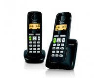 BUT: Pack Téléphone sans fil - GIGASET AS350 Duo Noir, à 29,99€ au lieu de 34,99€