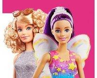 Picwic: 50% de remise immédiate sur le 2ème produit Barbie Mattel acheté