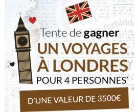 Picwic:  Un séjour de 2 nuits pour 4 personnes à Londres