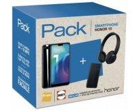Fnac: Smartphone Honor 10 Double SIM 64 Go + Casque Bluetooth + Etui à 319,99€ (dont 50€ via ODR)