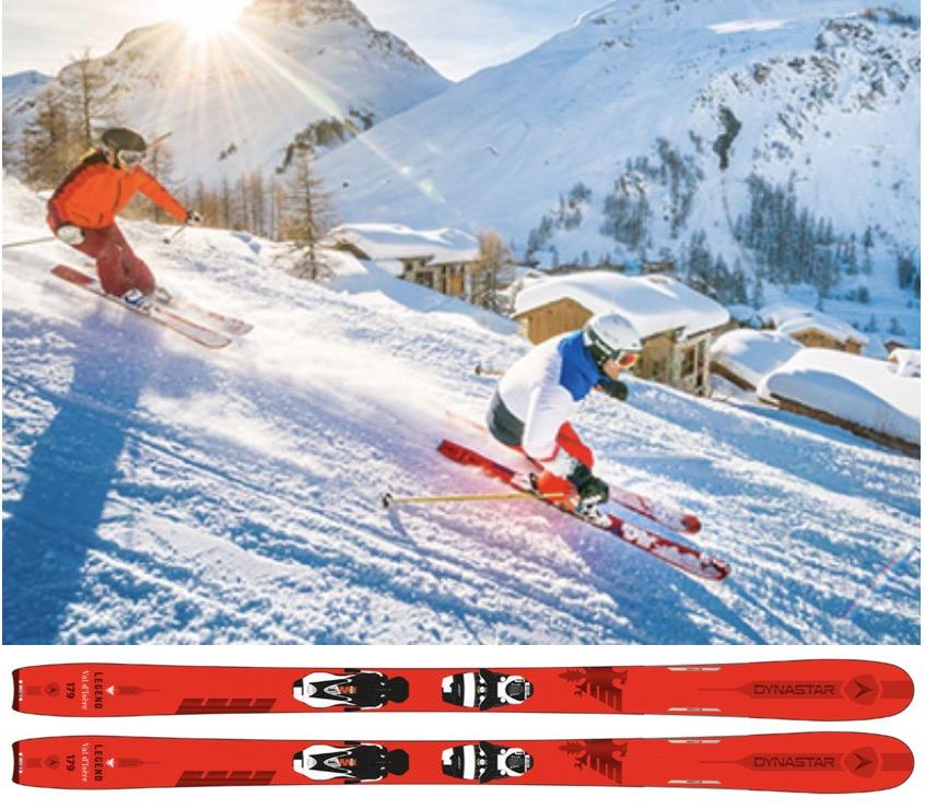 Code promo Dynastar : 1 paire de skis Dynastar et un séjour en Hôtel 3* avec forfait à gagner
