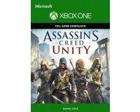 CDKeys: Assassin's Creed Unity sur Xbox One en version dématérialisée à 0,39€