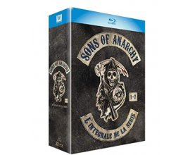 Amazon: BluRay - Sons of Anarchy: L'intégrale des saisons 1-7, à 44,99€ au lieu de 90,3€