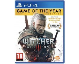 Cdiscount: The Witcher 3 : Wild Hunt Goty Edition sur PS4 ou Xbox One à 19,99€