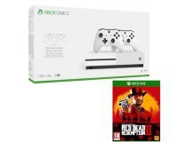 Cdiscount: Console Xbox One S 1To + 2 manettes + Jeu Red Dead Redemption 2 à 249,99€
