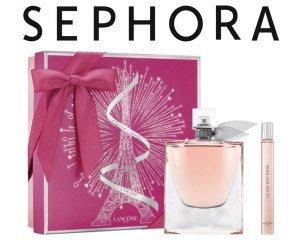Sephora: 25% de réduction sur les coffrets parfums