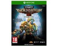 Micromania: Jeu XBOX One - Warhammer 40.000 Inquisitor Martyr, à 39,99€ au lieu de 69,99€