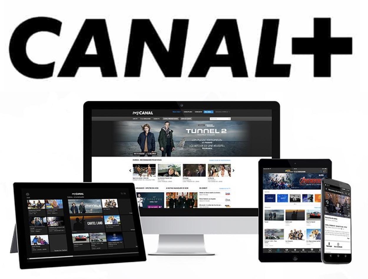 Code promo Veepee : Abonnement Canal + à 9,90€ par mois au lieu de 19,90€ sans engagement