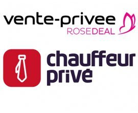 Vente Privée: [Rosedeal] Payez 5€ le bon d'achat Chauffeur Privé de 50€ à dépenser sur 10 courses