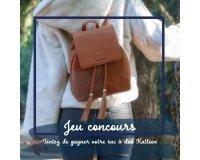 Dalery: Un sac à dos Kathleen d'une valeur de 69€ à gagner