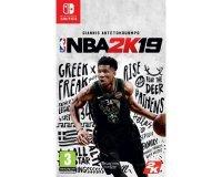 Cdiscount: Jeu Nintendo Switch - NBA 2K19 au prix de 27,49€
