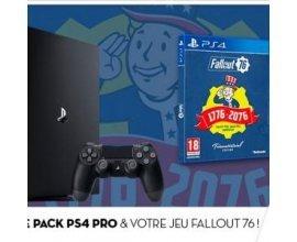 Virgin Radio: 1 pack PS4 Pro FallOut 76 et 6 jeux à gagner
