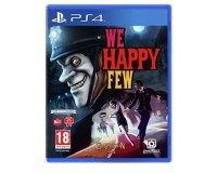 Base.com: Jeu PS4 We Happy Few à 27,67€ au lieu de 49,99€