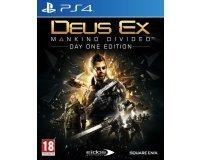 Rakuten: Jeu PS4 - Deus Ex : Mankind Divided Day One Edition à 4,95€ au lieu de 69,99€