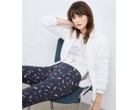 Etam: Sélection de pyjamas 3 pièces à 39 € au lieu de 55 €