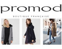 Promod: 15€ de réduction sur les manteaux