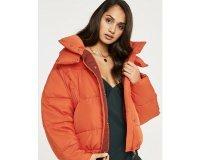 Urban Outfitters: Doudoune à doublure contrastante orange à 75€