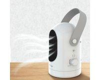Cdiscount: Mini Chauffage d'intérieur avec poignée SN700 600W à 34,65€ au lieu de 95,60€