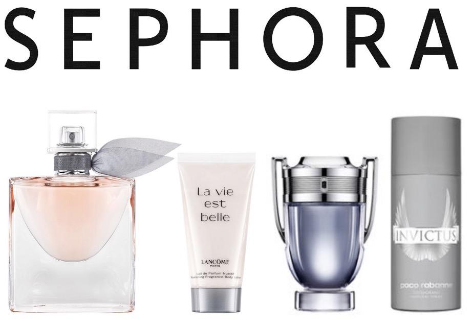 Code promo Sephora : 30% de réduction sur les parfums et les coffrets parfums