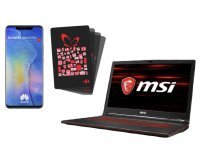 Carrefour: 2 ordinateurs portables Gamer MSI, 2 smartphones Huawei Mate pro 20 et 100 cartes cadeaux à gagner