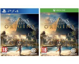 Auchan: Jeu Assassin's Creed Origins sur PS4 ou Xbox One à 24,99€