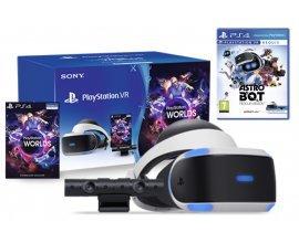 Fnac: -120€ sur le casque Playstation VR + le jeu Astro Bot Rescue Mission