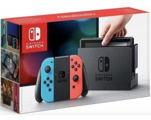 Rakuten: Console Nintendo Switch à 269,99€ au lieu de 299,99€ + 14€ offerts en bon d'achat