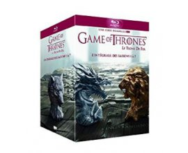 Amazon: Blu-Ray - Game of Thrones Saison 1 - 7 (L'intégrale) à 39,99€