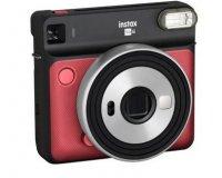 Darty: Appareil photo instantané FUJIFILM INSTAX SQ6 RUBY RED EX D au prix de 119,99€