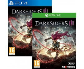 Amazon: Jeu PS4 / Xbox One Darksiders III à 40,49€