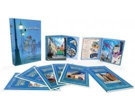 "Amazon: Coffret Combo Blu-ray + DVD ""Sherlock Holmes"" Intégrale - Edition Collector Limitée à 39,95€"
