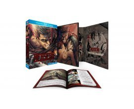 Anime Store: Coffret Blu-ray + Livret Berserk l'Intégrale Edition Saphir à 12,95€