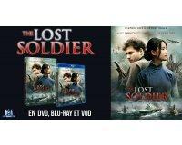 """Ciné Média: DVD et Blu-Ray du film """"The Lost Soldier"""" à gagner"""