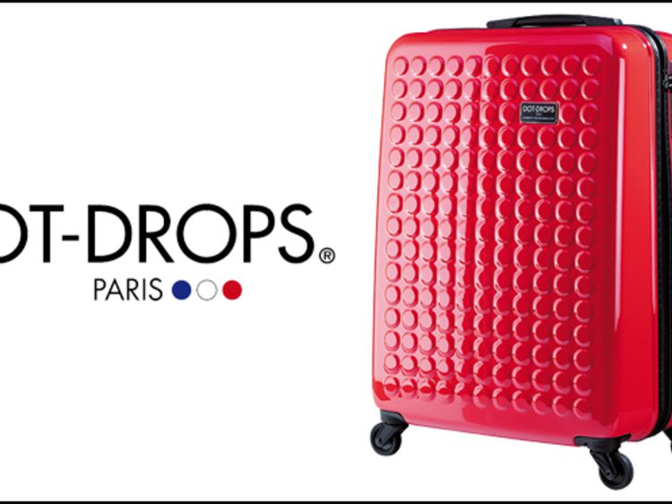Code promo Femme Actuelle : Grand jeu de Noël: 7 valises DOT-DROPS à gagner