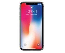 Darty: Apple IPHONE X 256Go GRIS SIDERAL à 1099€ au lieu de 1199€