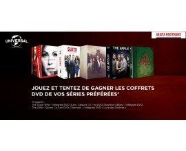 Grazia: Des coffrets DVD : Downton Abbey, Suits, Charmed, The Good Wife et The Affair à gagner
