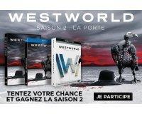 """Allociné: 10 DVD de la saison 2 de """"Westworld"""" à gagner"""