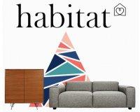 Habitat: [Adhérents] 50% de remise sur le 2ème canapé ou 2ème meuble acheté parmi une sélection