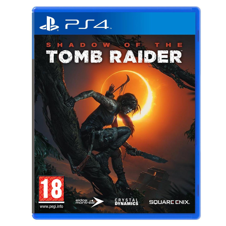 Code promo Amazon : Shadow of the Tomb Raider sur PS4 à 14,49€ au lieu de 69,99€