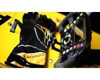 Renault: 1 paire de gants dédicacée par le pilote Nico Hülkenberg à gagner