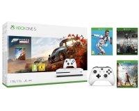 Boulanger: Console Xbox One S 1To + 2ème manette + 4 jeux à 299€
