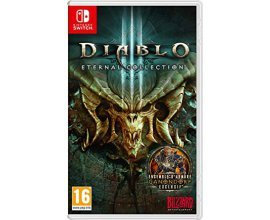 Amazon: Jeu Nintendo Switch Diablo III : Eternal Collection à 39,99€